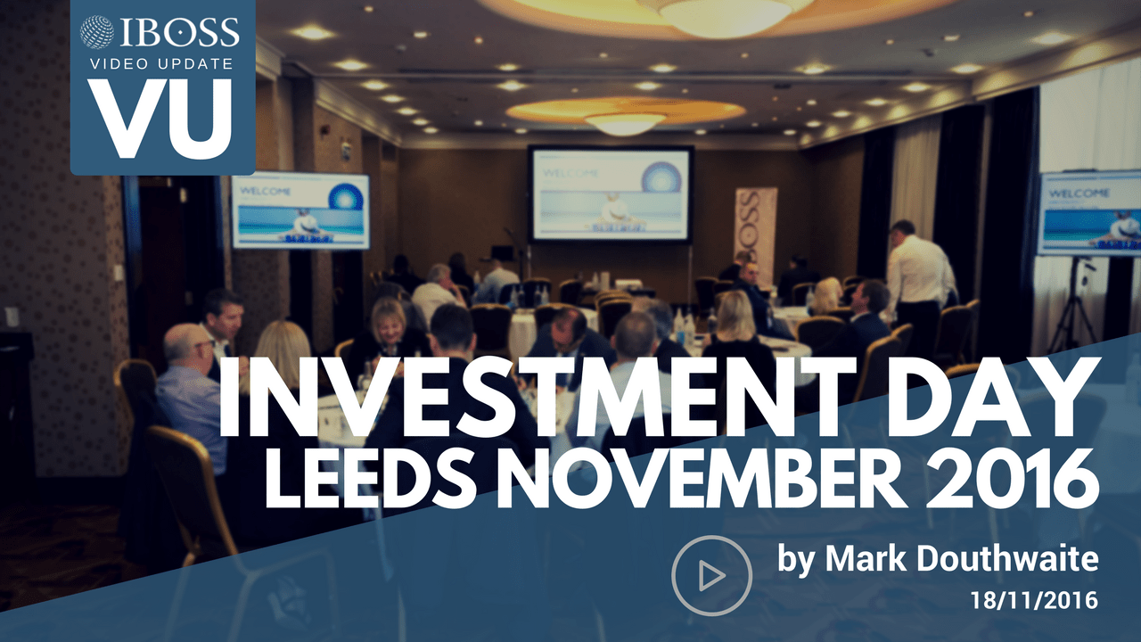 Investment Day Leeds November 2016