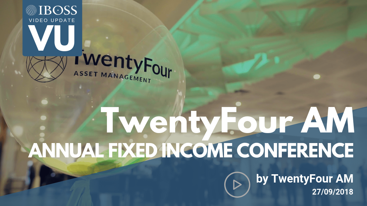 TwentyFour Asset Management's Annual Fixed Income Conference