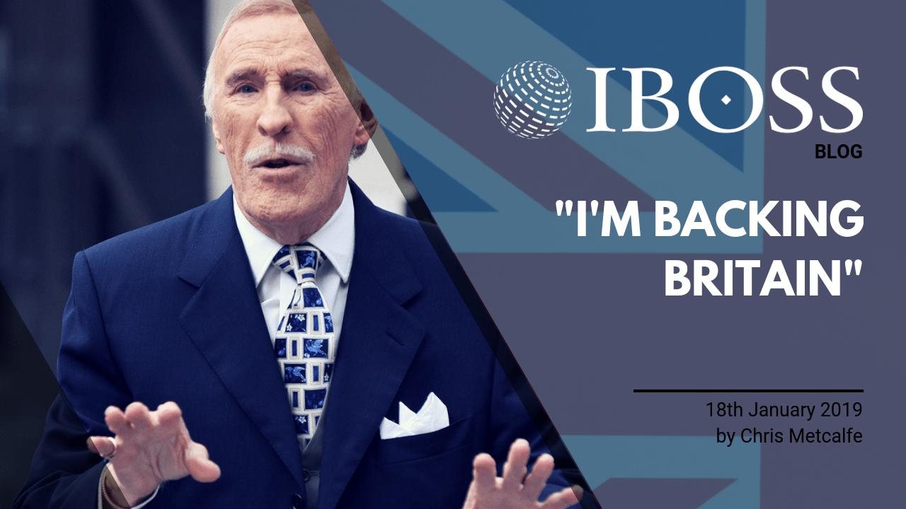 I'm Backing Britain Blog