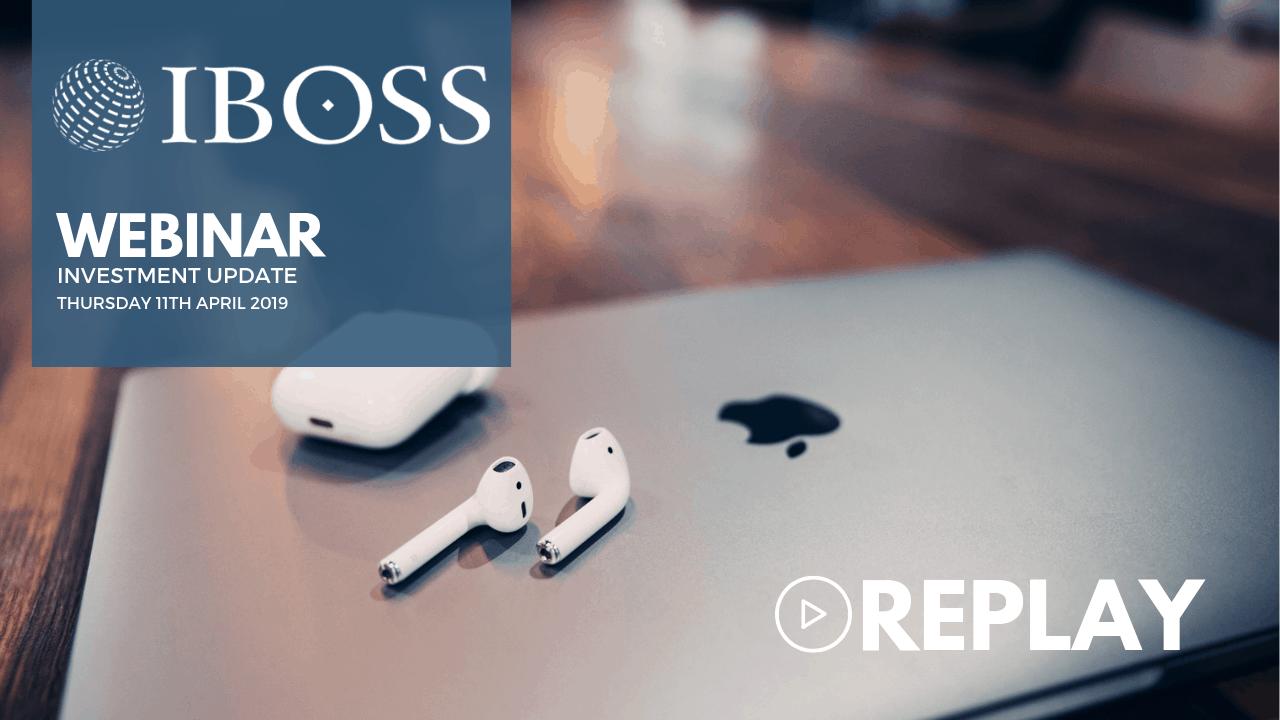 IBOSS April 2019 Webinar