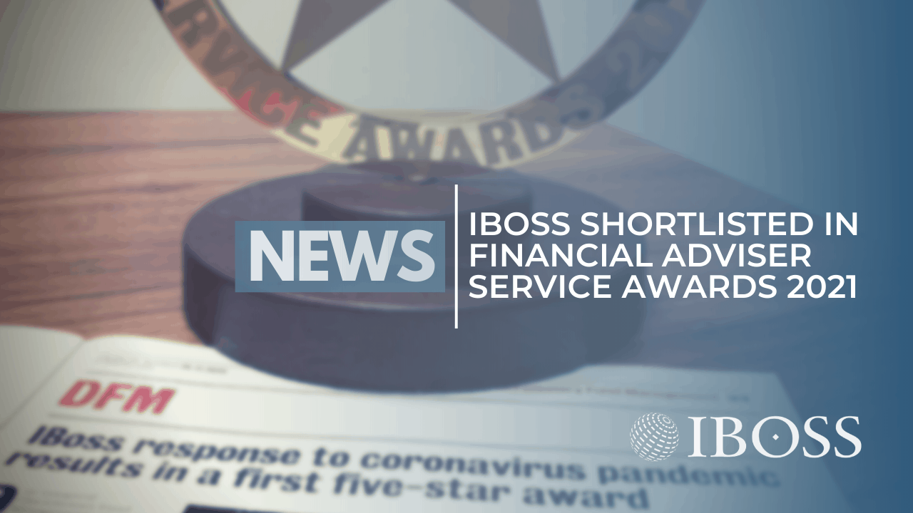 IBOSS Financial Adviser Service Awards 2021