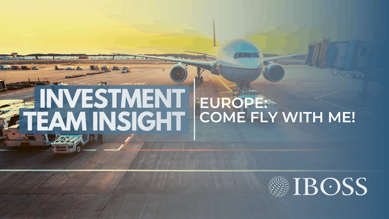 IBOSS   Europe: Come Fly With Me!