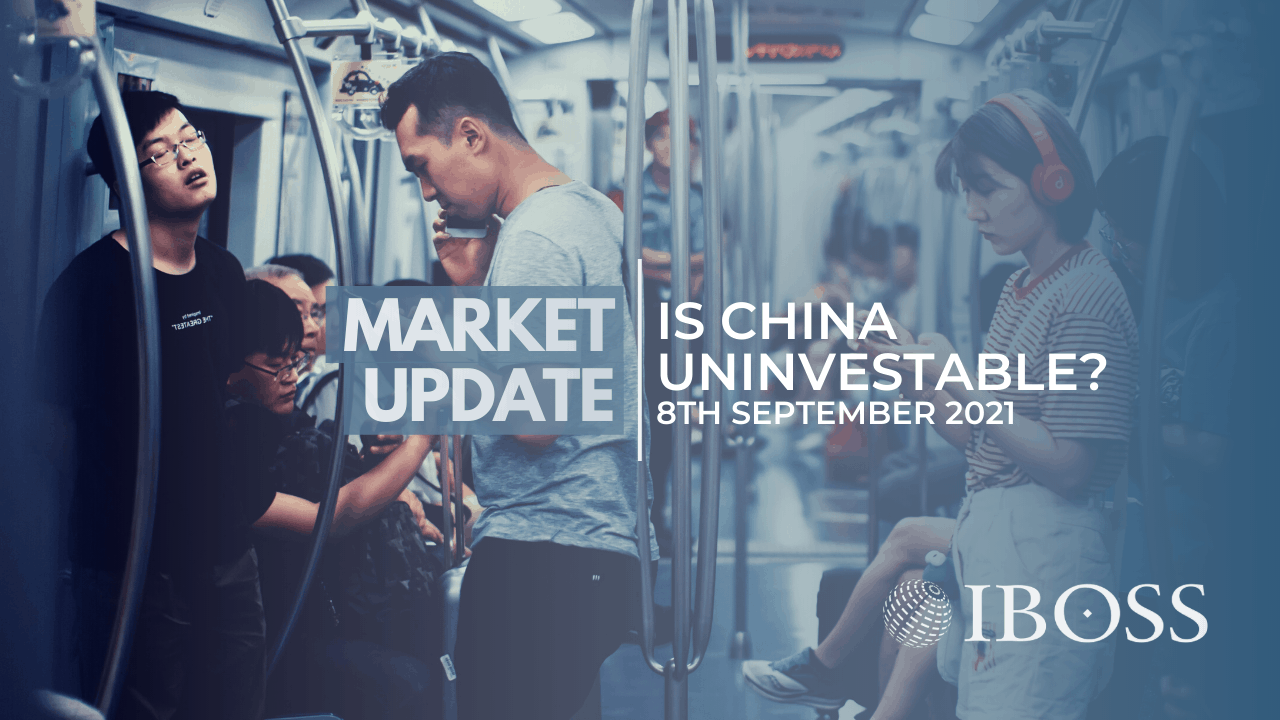 Market Update   Is China Uninvestable??